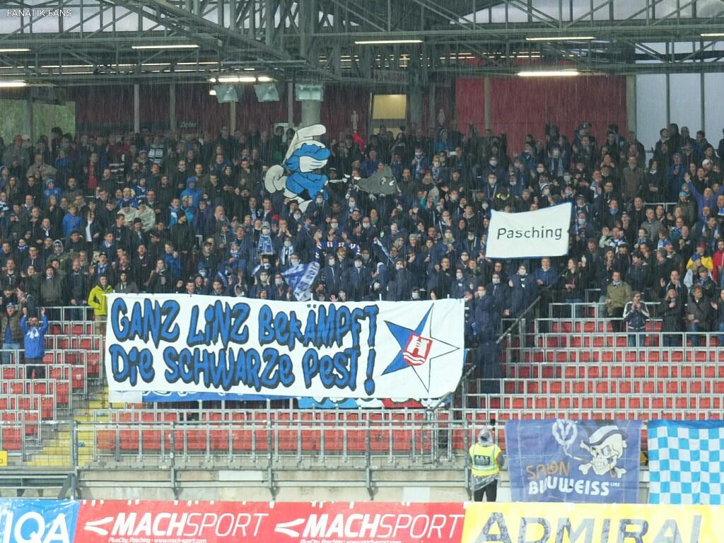 Fanatik Fans Of The World 17042017 Fc Blau Weiß Linz Linzer
