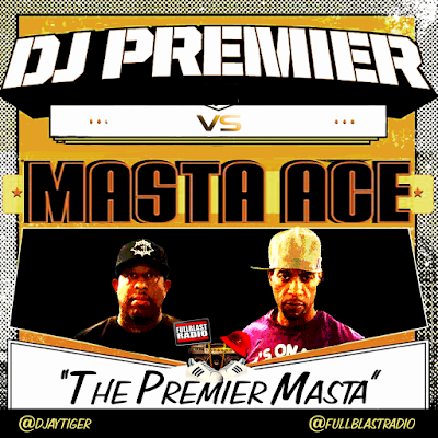 Masta Ace and Dj Premier - The Premier Masta (Djaytiger Mashup)