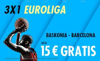 suertia promo euroliga Baskonia vs Barcelona 2 enero 2020