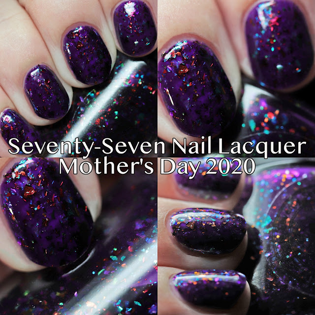 Seventy-Seven Nail Lacquer Mother's Day 2020