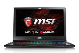 MSI GS63VR 6RF Stealth Pro Drivers For Windows 10 64-bit