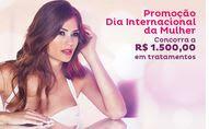 Promoção Antena 1 e Onodera no Dia da Mulher