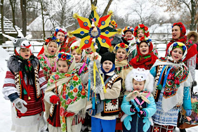 anak-anak Kristen Ortodoks