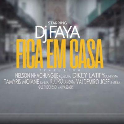 Dj Faya feat. Nelson Nhachungue, Dikey, Tamyris Moiane, Kloro & Valdemiro