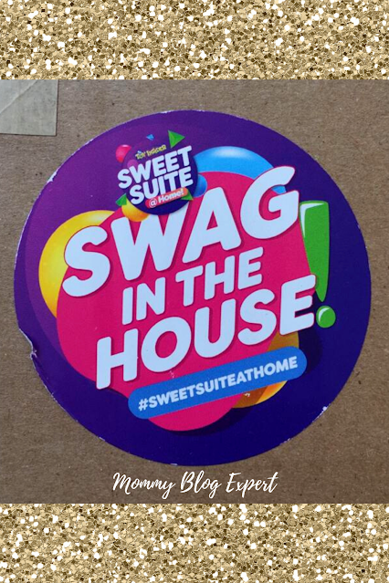 Sweet Suite 2021 Swag Unboxing