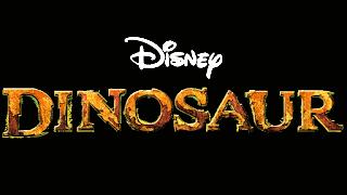 Disney Dinosaur Film Logo