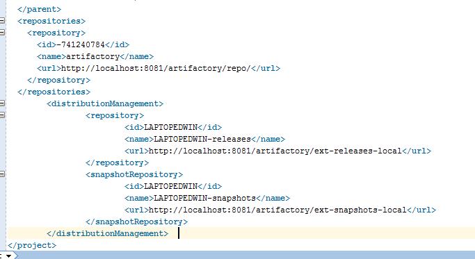 Java / Oracle SOA blog: Building with Maven in JDeveloper 11gR2