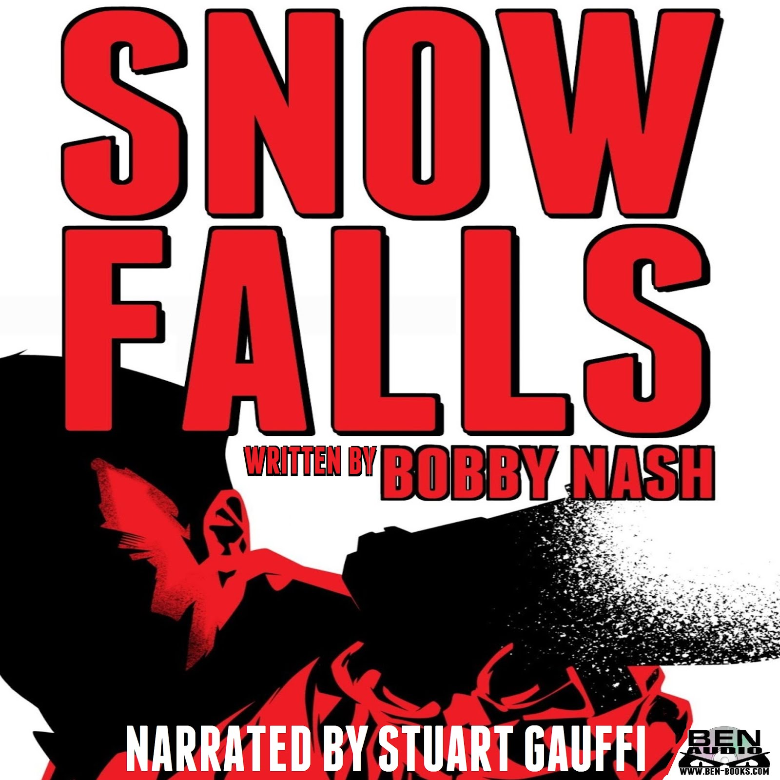 Audio Book written by Bobby Nash. Narrated by Stuart Gauffi.