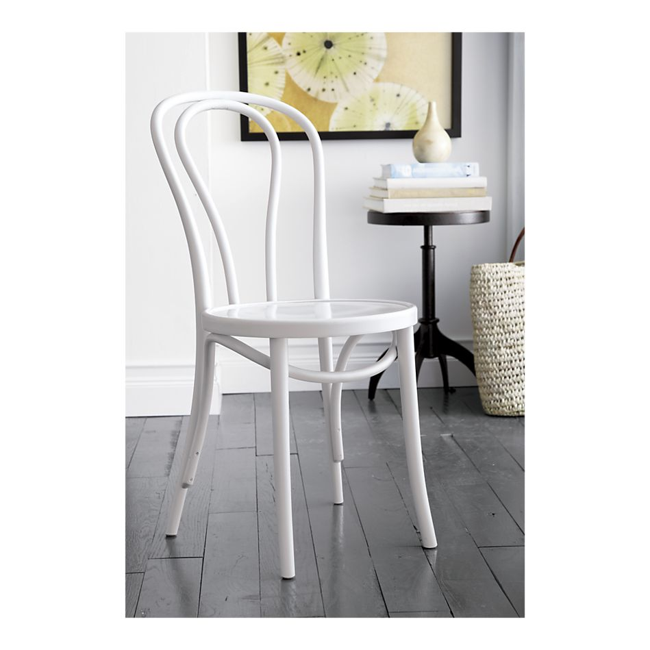 Decor Spotter Crate And Barrel Vienna Chair Michael