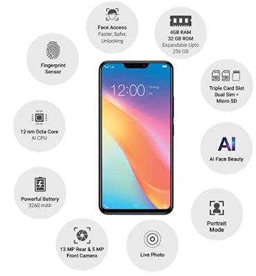 Vivo y81 phone under 10k