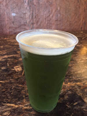 Hawkes Grog (Green Beer) at Pandora Disney's Animal Kingdom
