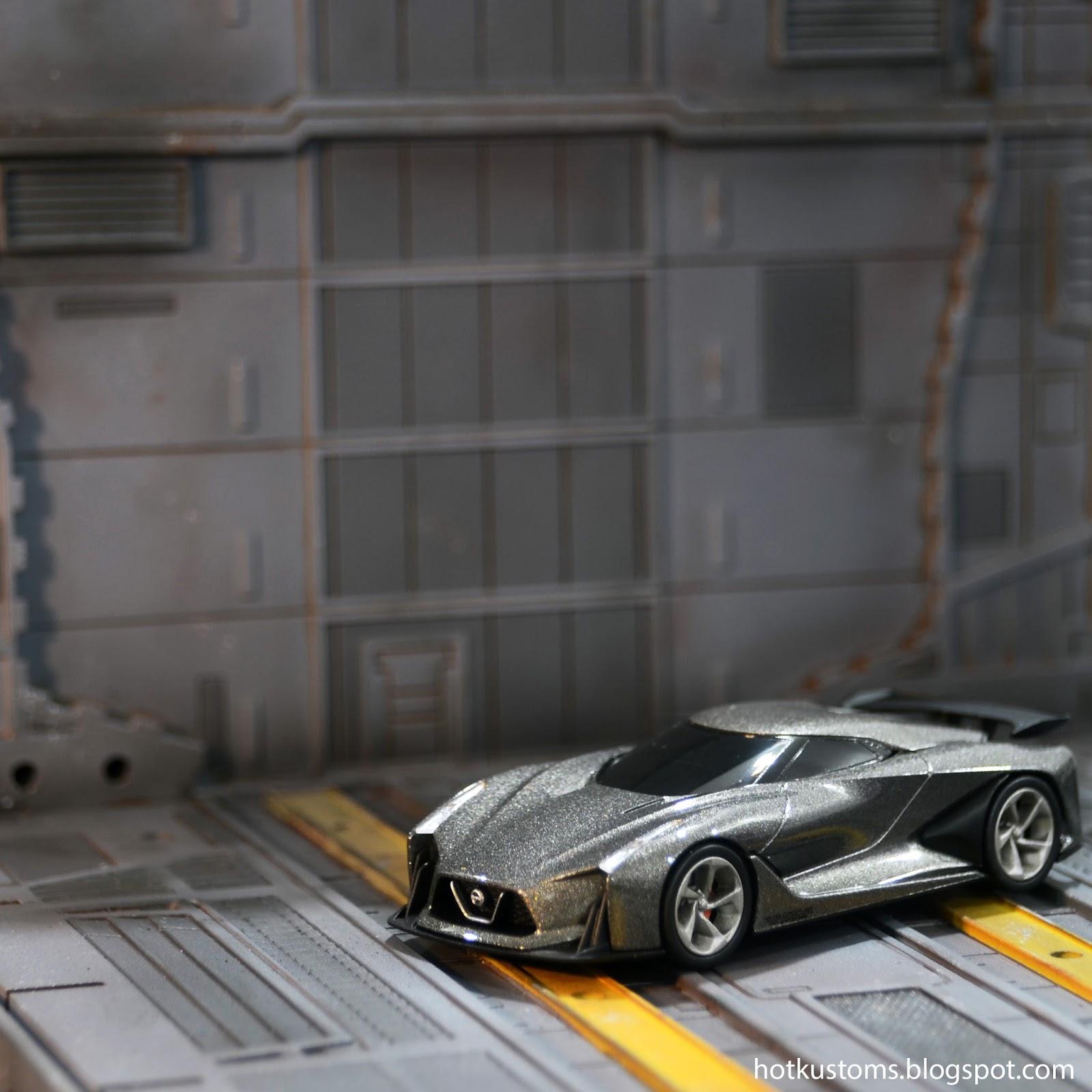 Hot Kustoms Mini Cars: TLV Nissan concept 2020 Vision Gran ...