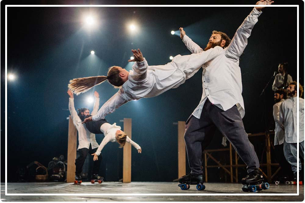 Cirque Alfonse : dates de spectacles