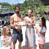 Armandinho comemora aniversário com a família  no Infinity Blue Resort & Spa