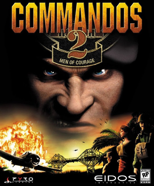 Commandos 2- Men of Courage Free PC Game Download