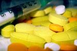 Pastillas de éxtasis, droga de síntesis estimulante