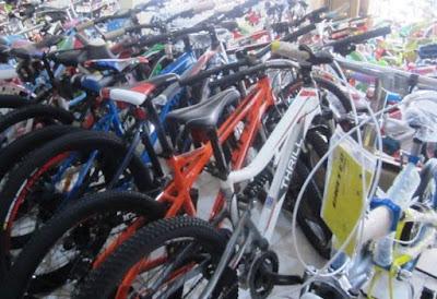 jual beli sepeda murah Kota Bekasi