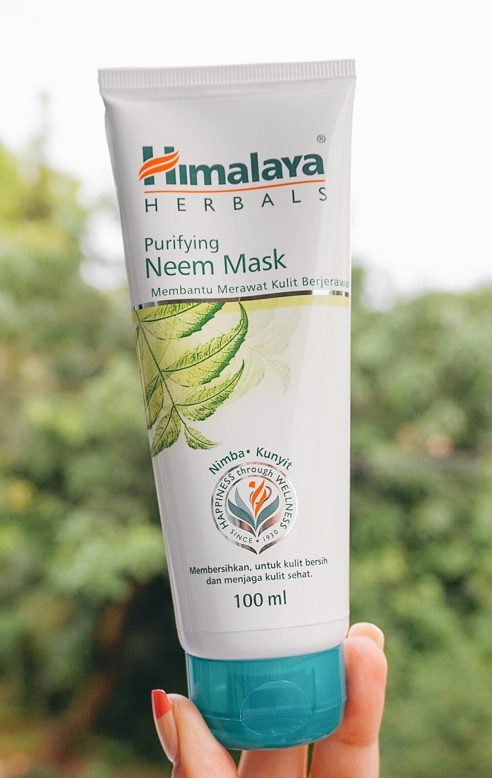 Himalaya Untuk Jerawat : himalaya, untuk, jerawat, Masker, Untuk, Kulit, Berjerawat,, Himalaya, Purifying, Review, Indonesian, Beauty, Travel, Blogger
