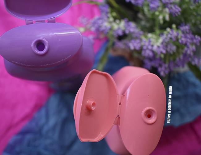 Geles de Ducha de Tulipán Negro: Candy Fantasy y Kiss Fresa y Nata