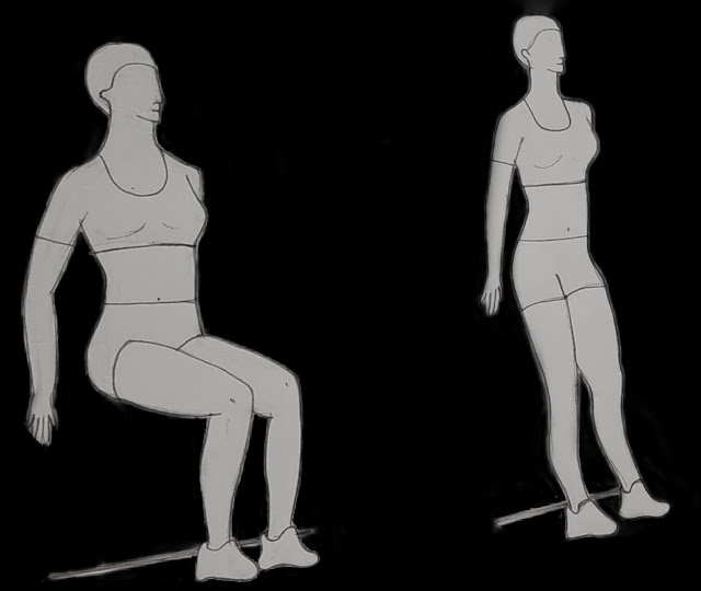 Wall Sit Exercise - Benefits, Variations and How to Do it