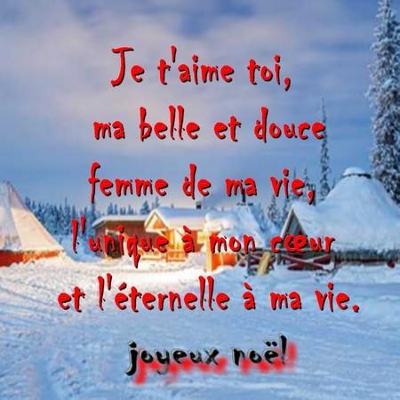 Message Damour Joyeux Noel Messages Damour