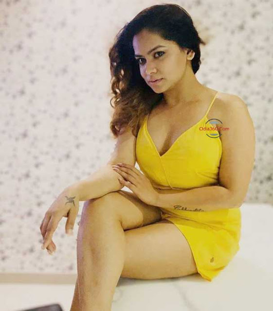 Chhandita Padhi Odia Ollywood Actress Hottest Photoshoot Posted in Instagram