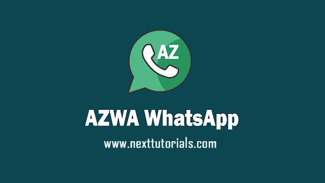 AZWhatsApp v10.90 Apk Latest Version Android,Install Aplikasi AZWA Update Terbaru 2021,tema whatsapp keren 2021,download wa mod anti banned