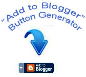 Create Add to Blogger Button