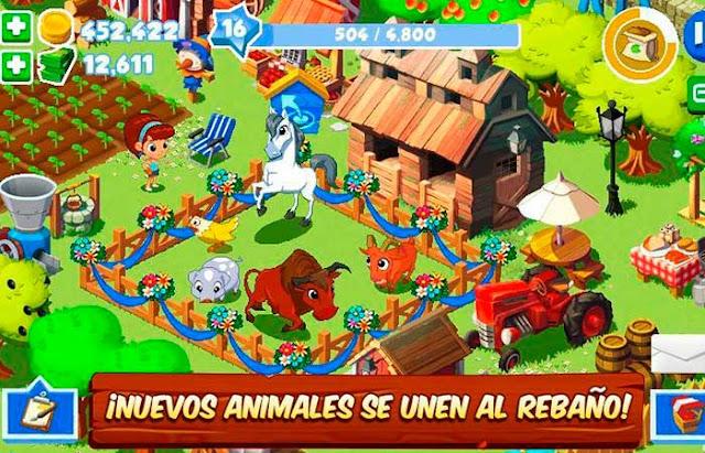 green farm 3 descargar gratis