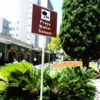 Praça Dr Walter Galassi, Bento Gonçalves