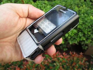 Casing Nokia 3250 Jadul Fullset Langka