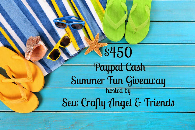 $450 Cash Giveaway: Fun In The Sun
