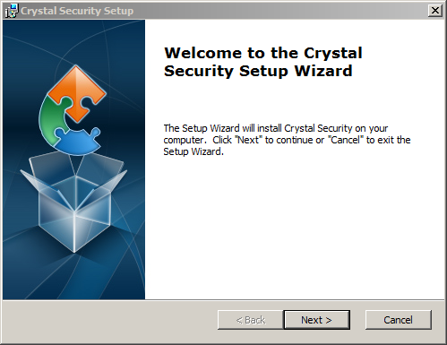 تحميل وتثبيت أداة الحماية المجانية من الفايروسات Crystal Security