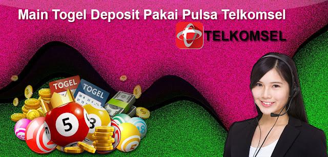 Togel Deposit Pakai Pulsa Telkomsel