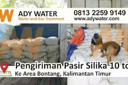 Distributor Pasir Silika Lampung di jakarta bandung | ady water jual pasir kuarsa, pasir garnet, pasir zeolit,pasir mgs