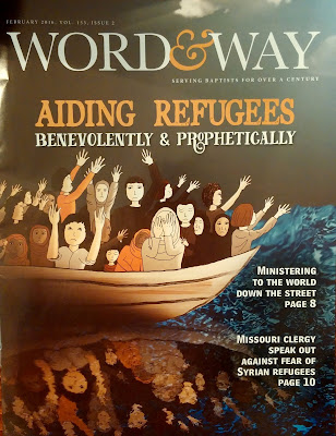 Aiding Refugees Benevolently and Prophetically