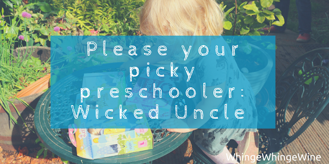 Please your picky preschooler and choose toys they'll love with help from Wicked Uncle