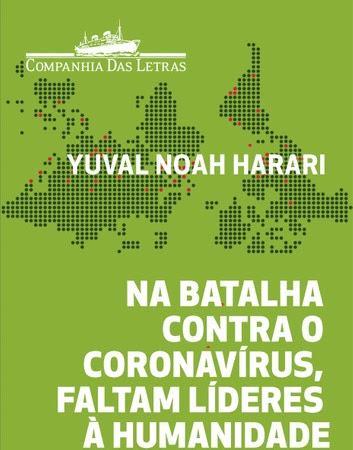 E o Coronavírus ocupa os assuntos Literários (que bom, devemos mesmo refletir sobre)