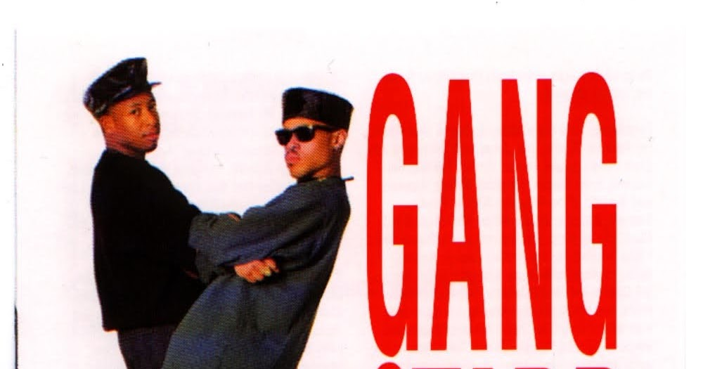 Gang Starr - No More Mr  Nice Guy (1989)