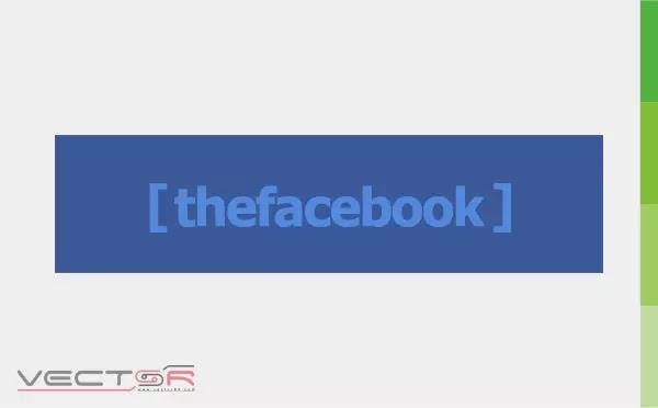 Thefacebook Logo - Download Vector File CDR (CorelDraw)