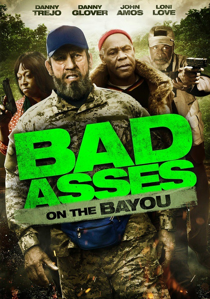 Bad Asses on the Bayou (2015) ταινιες online seires xrysoi greek subs