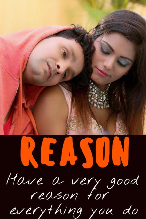 Reason 2021 Hindi HotHit Short Film 720p HDRip 350MB x264