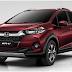 Honda Luncurkan W-RV untuk Pasar Amerika Selatan. Mirip Jazz Dibentuk SUV