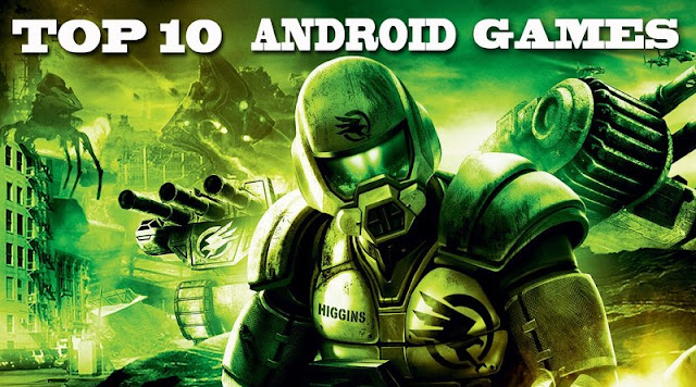 10 Best Free Android Games