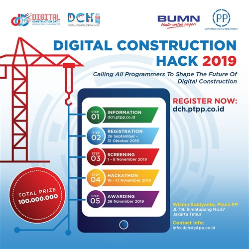Digital Contruction Hack 2019