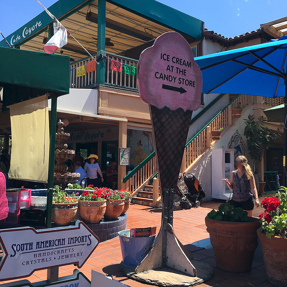 San Diego, OLd Town, Hystorical place, Travelphotos