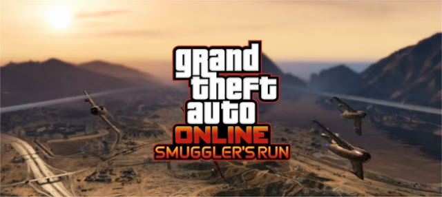 GTA 5 Smuggler's Run