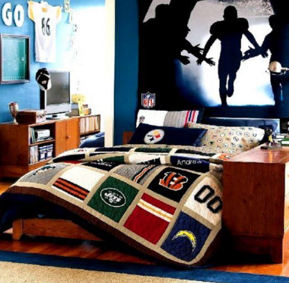 MAGNIFICENT BOYS ROOM DECORATING