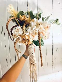 Etsy-macrame-bouquet-wraps-wedding-ideas-KMichWeddings Events-Philadelphia