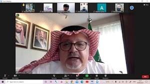 Dubes Arab Saudi Siap akan Resmikan Mushola Journalist Boarding School